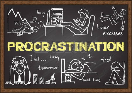 cure procrastination